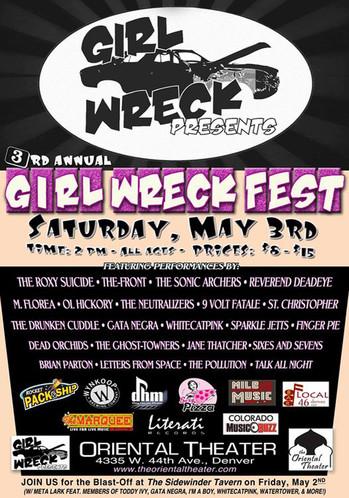 Girl Wreck Fest 3