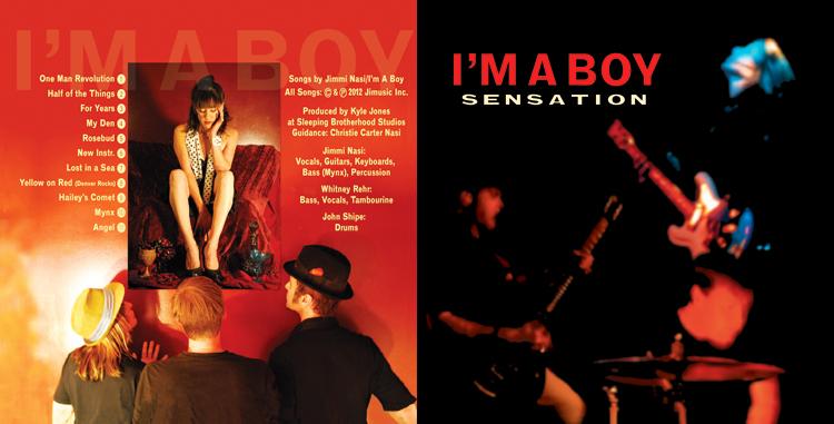 I'm A Boy - Sensation