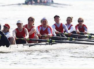 Women's Head of River Race 2015