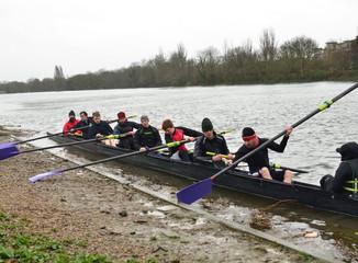 Men's Head of River Race 2015