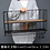Thumbnail: Retro Industrial Grid Wall Decoration Rack Hook Cafe Office Home Wall Hanging