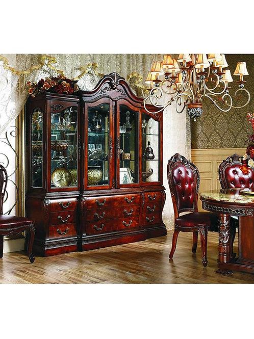 Europe and America Classic Sideboard Wine Cabinet الكلاسيكية دولاب خزا