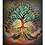 Thumbnail: RUOPOTY Frame Landscape Fantasy Tree Diy Painting by Numbers Acrylic Art 60x75