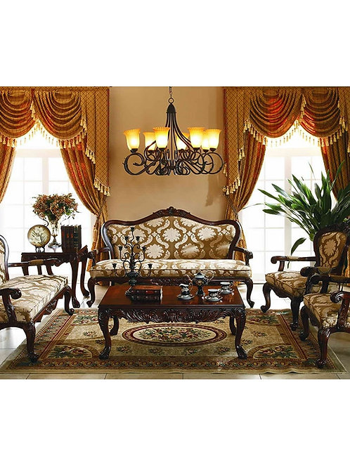 Living Room Furniture Sofa Set Arabian Style Designs of Sofas Sets Zestaw