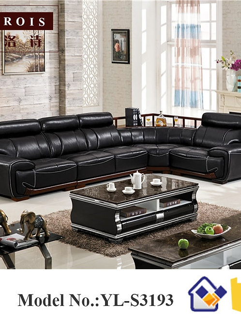 Luxury Chesterfield Living Room Furniture U Shaped Sectional Lovesac Sofa