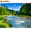 Thumbnail: RUOPOTY Frame Mountain Lake DIY Painting by Numbers Landscape Handpainted Oil