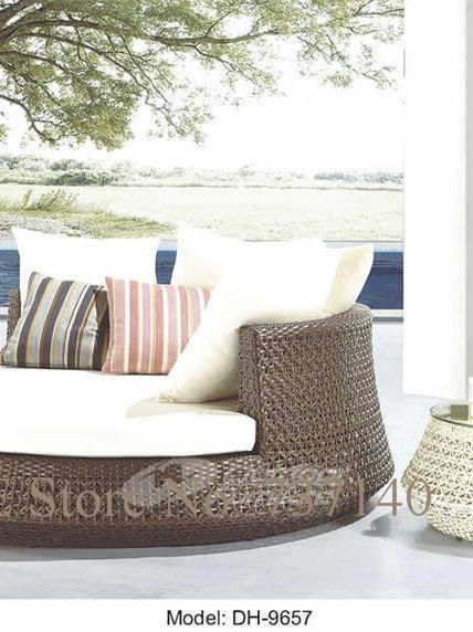 Rattan Sofa Beach Furniture Garden Furniture Outdoor Patio Furniture
