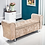 Thumbnail: Multifunctional Storage Stool Chair Bedroom Bed End Stool Storage Bench Fabric