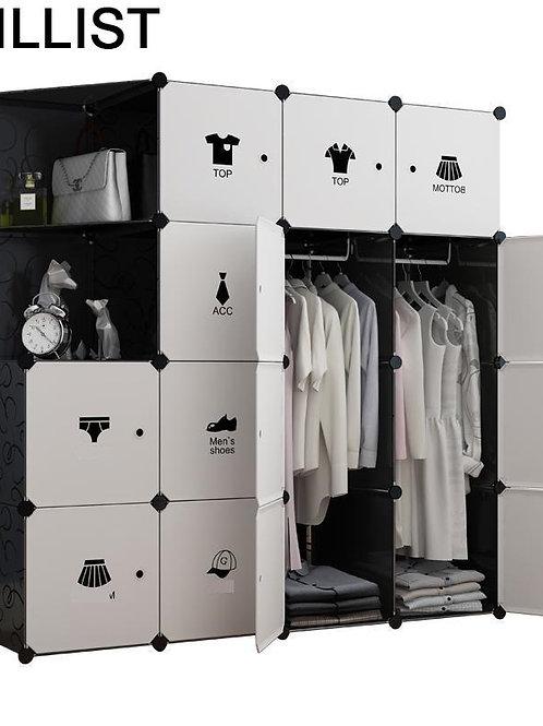 Armario Rangement Chambre Armadio Guardaroba Kleiderschrank Cabinet Wardrobe