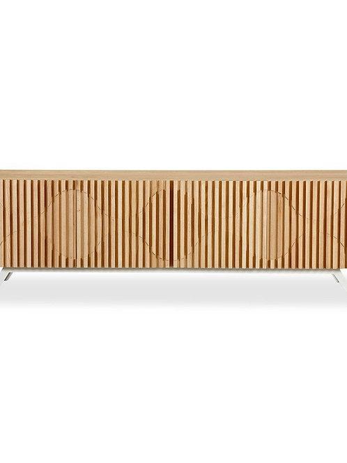 Linnea Modern Mid-Century Sideboard - Ash