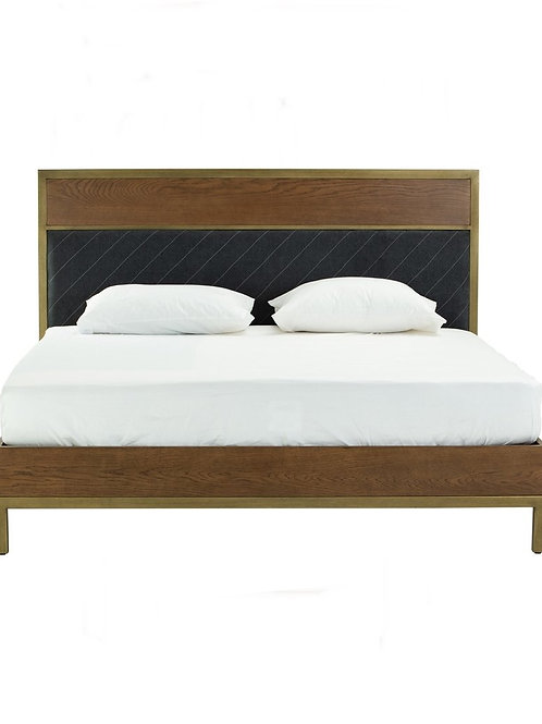 Willingham Queen Bed (200cm Side Rail)