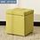Thumbnail: Adult Sofa Square Chair Artifact Box Furniture Storage Bench  Kids Furniture