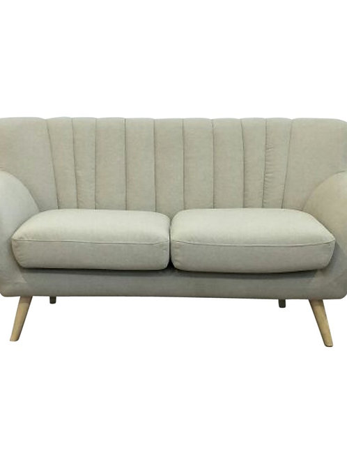Lilly 2-Seater Sofa - Beige