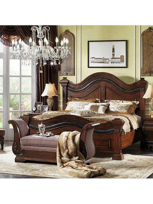 American Bedroom Furniture King Bed Мебель для спальни в стиле америки GF30.1