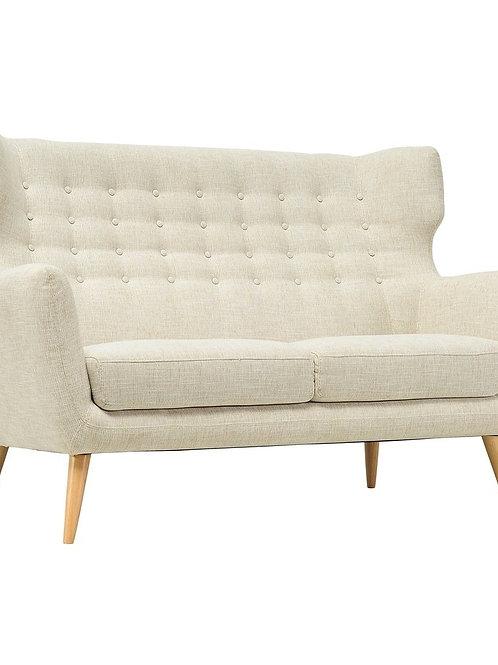 Kanion 2-Seater Sofa - Almond