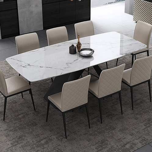 Nordic Scandinavian Style Morden  Dining Table , Kitchen Dining Room Table
