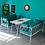 Thumbnail: Louis Fashion Cafe Furniture Sets Modern Simple Iron