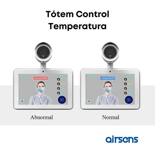 Tótem Control Temperatura 10 Pulgadas