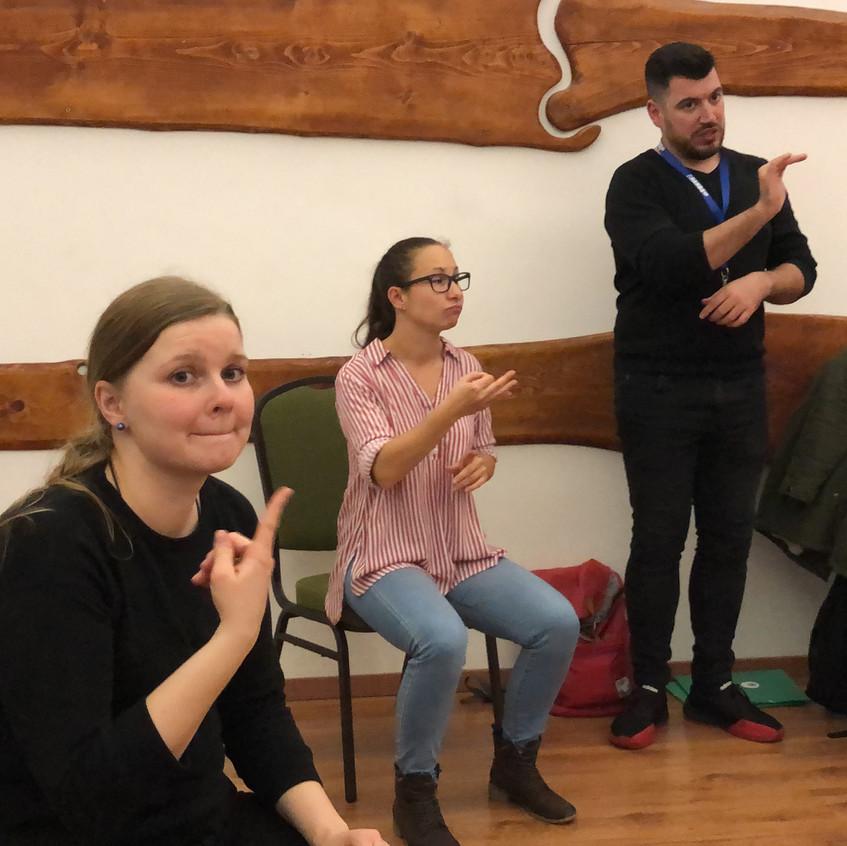 Sign Language Playground