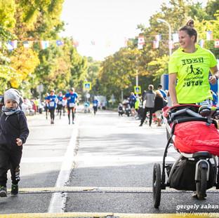 JELső maratonom babakocsival