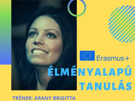 Erasmus+: élesben, ötnyelvű közegben teszteltük a módszerünket