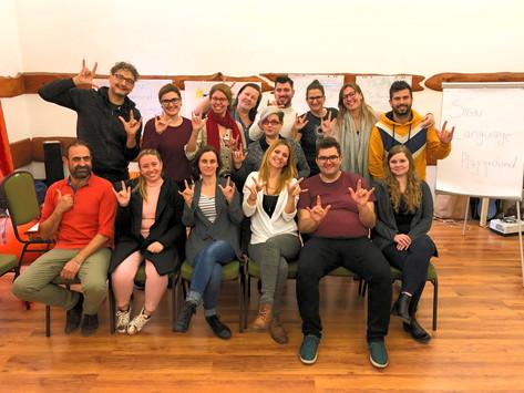 Erasmus+ projekt: az első partnertalálkozónk