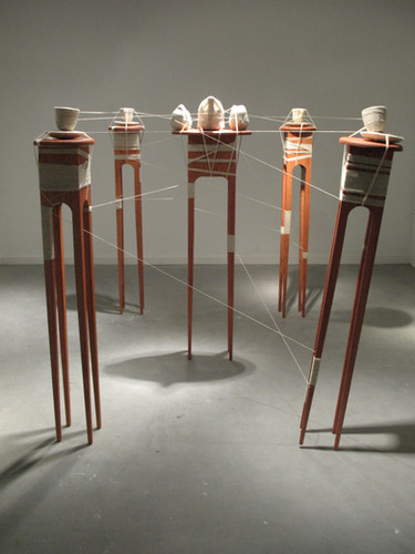 Intertwined: Conversation of a Tea Set