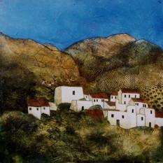 Andalucian mountain village