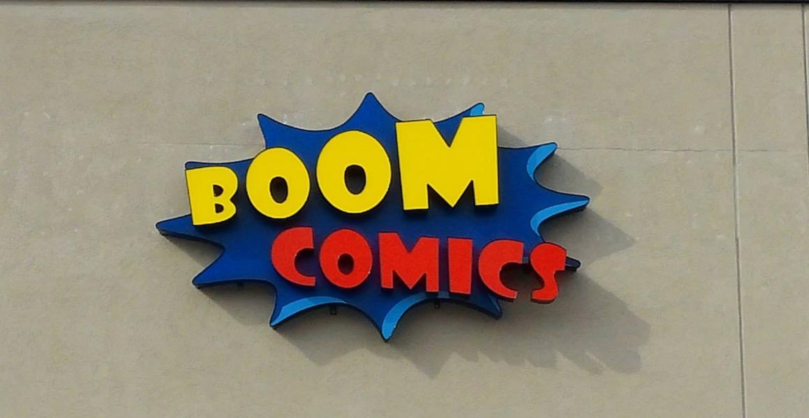 Boom Comics