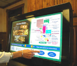 Touch Screen Display Systems