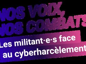 #NosVoixNosCombats Campagne « Nos voix, nos combats »