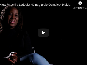 """Making off """"-""""Interview Priscillia Ludosky - Datagueule 86 -"""