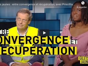 """""""Gilets jaunes : entre convergence et récupération, avec Priscillia Ludosky et Henri Aicard"""""""