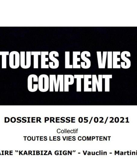 DOSSIER DE PRESSE KARIBIZA GIGN - TLVC 05/02/2021