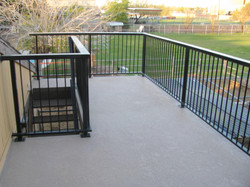 Balcony Deck Remodel 2