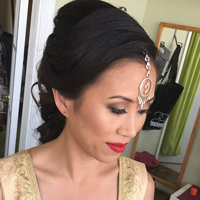 Bridal Makeup by ODARA Makeup