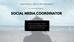 We are hiring: Social Media Coordinator