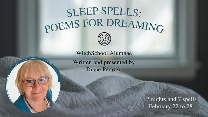 Sleep Spells: Poems for Dreaming