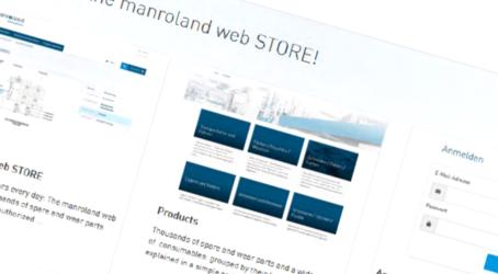 manroland Goss web STORE launches MARKET-X