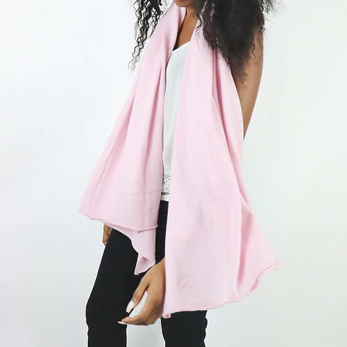 Feather Light Cashmere S'hug® - Candy Pink