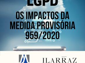 Os impactos da MP 959/2020