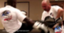 Williams Gruwe : Coup de pied