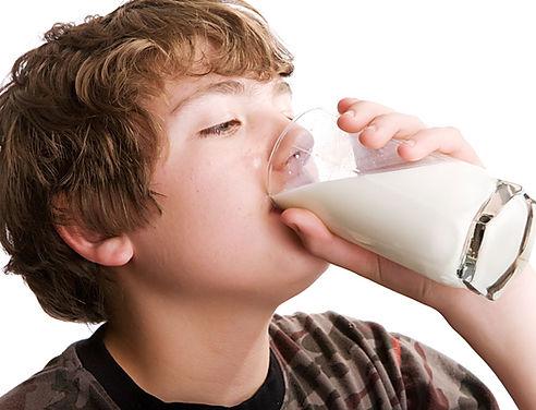 Boire du lait