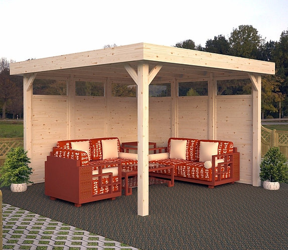 Lucy Outdoor Shelter