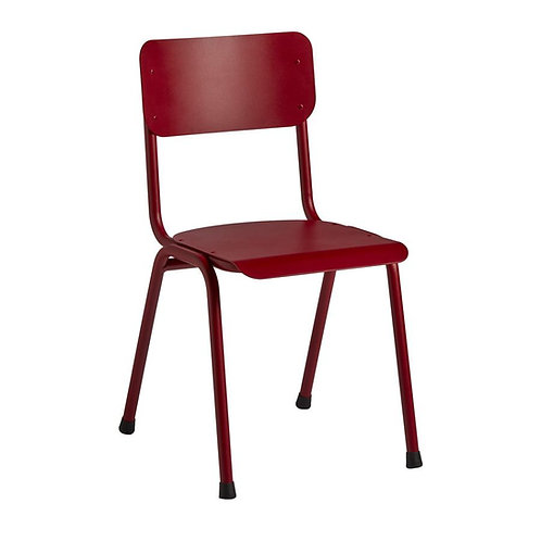 Red Daly Chair
