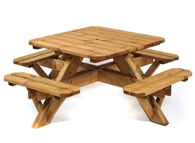 Ambles Picnic Table
