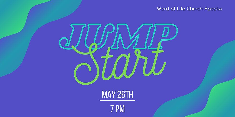 Jumpstart- New Members Class- May 26th