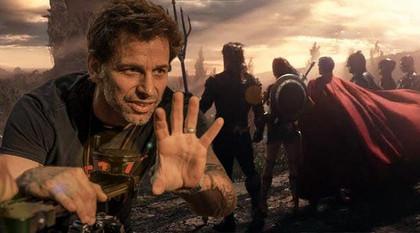 """Sorpresa!: Zack Snyder muestra el aspecto del segundo gran villano de su """"Liga de la Justicia"""""""