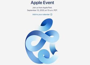 Apple realizará un evento online el próximo 15 de septiembre: qué nuevos productos podría presentar