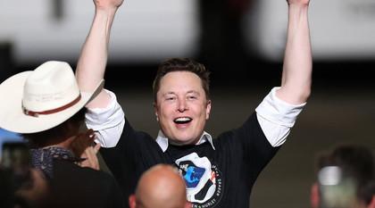 Elon Musk se convirtió en la cuarta persona más rica del mundo